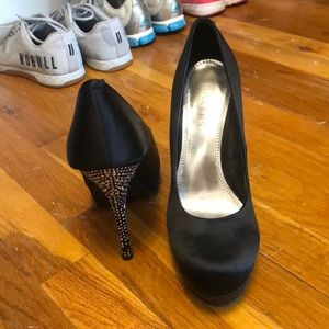 Platform heels- from Bakers like new